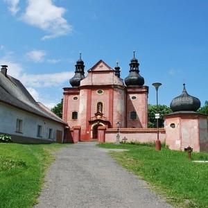 Strašínský kostelík