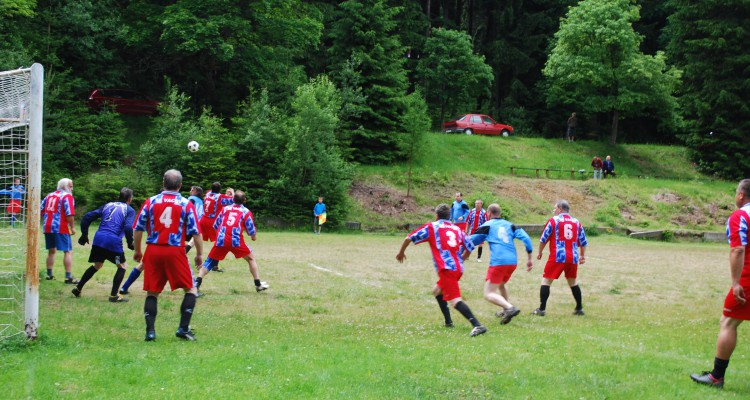 Javorník fotbal 2