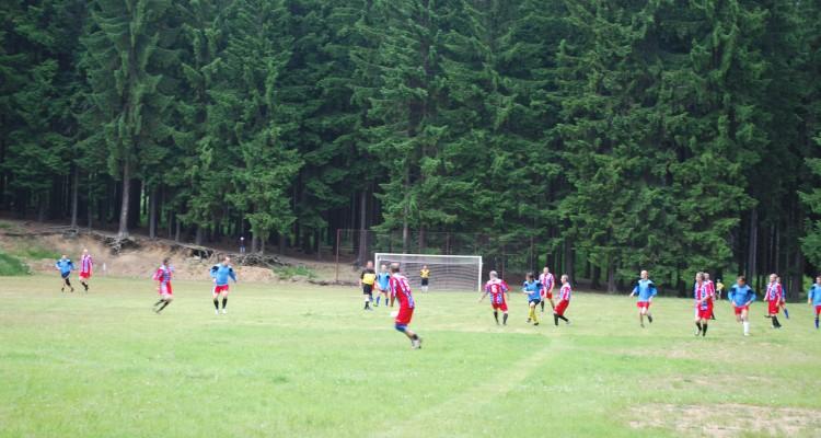 Javorník fotbal 1