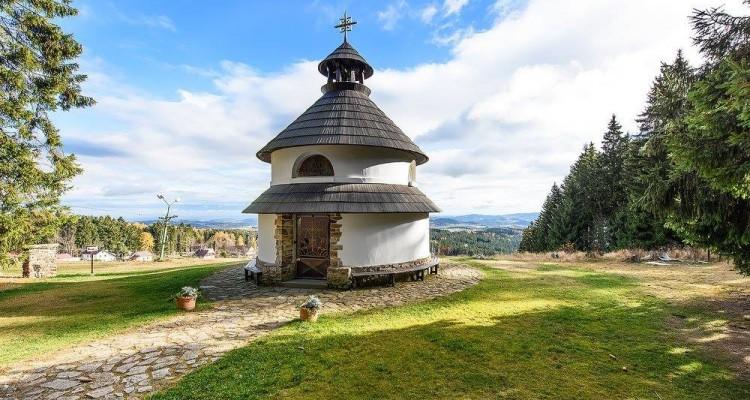 Kaplička Sv. Antonína na Javorníku