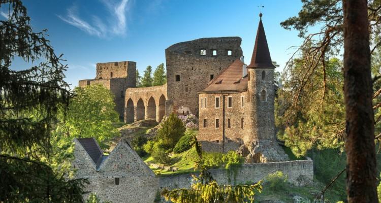 hrad Velhartice