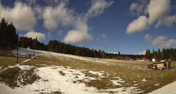lyžařský areál