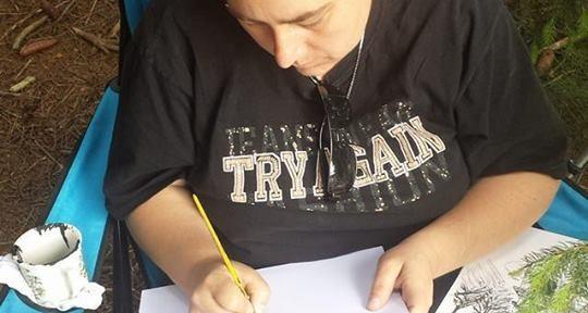 Kreslení kapličky