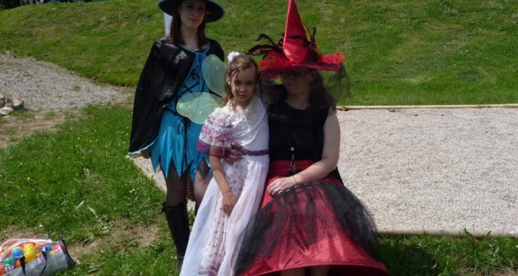 Víly a čarodějnice