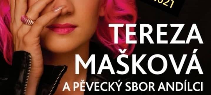 koncert Terezy Maškové a Andílků přesunut