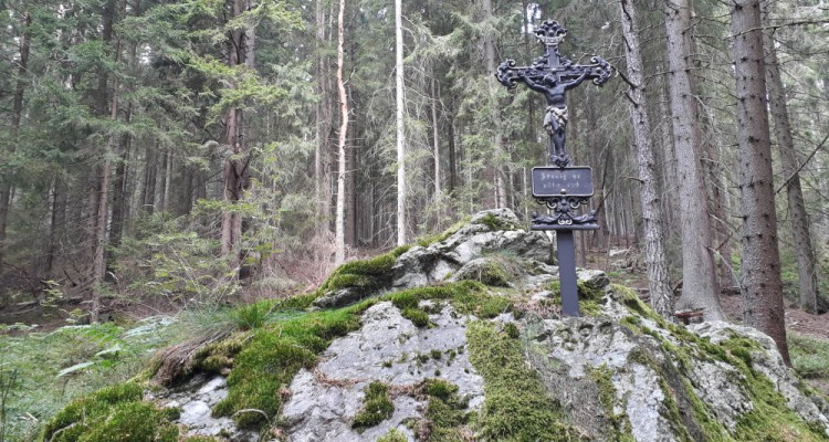 Pěší výlet - Kohoutí kříž nad Nicovem
