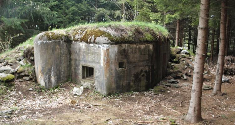 Řopík u bývalé osady Ždánov