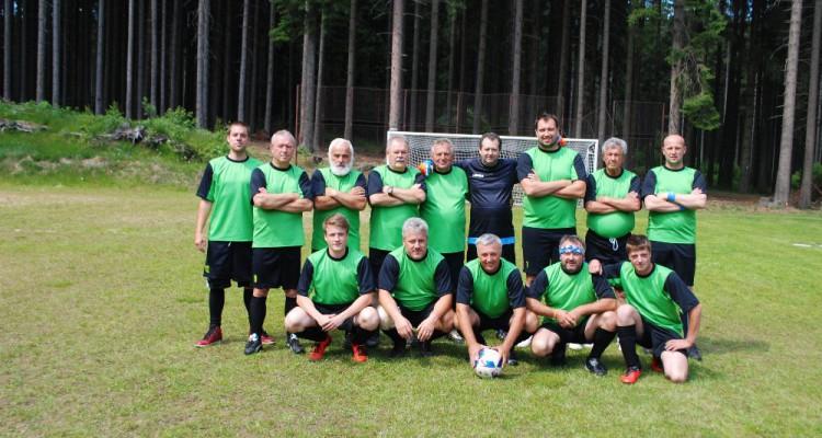 Pouťový fotbal a1