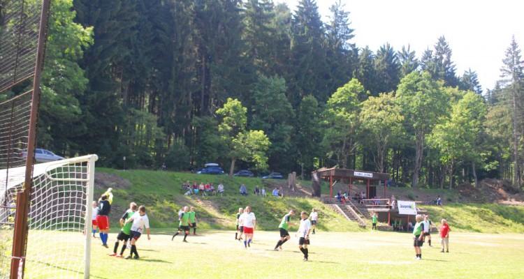 Pouťový fotbal b2
