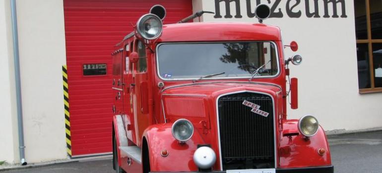 muzeum hasicstva