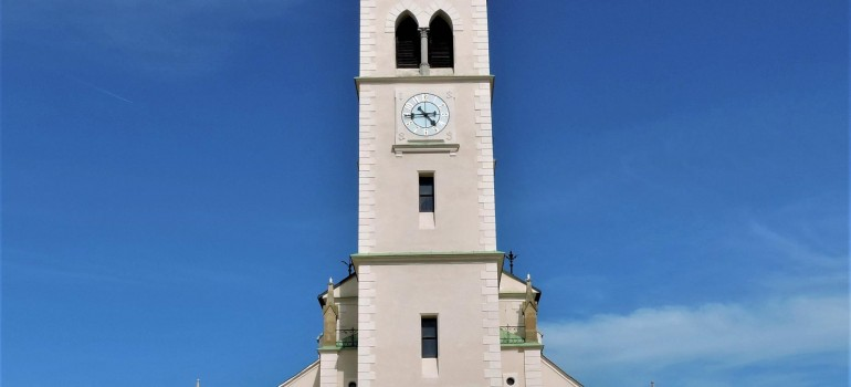 kostel sv Markéty
