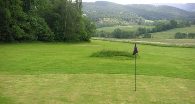 Golf Zahrádky