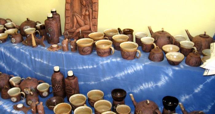 Ruční výroba keramiky keltskou technikou