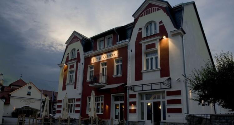 Restaurace hotelu Kašperk