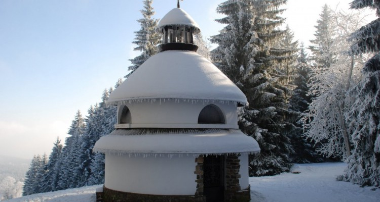 Zimní kaplička