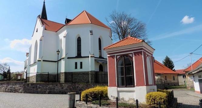 Kostel sv. Mikuláše ve Vacově