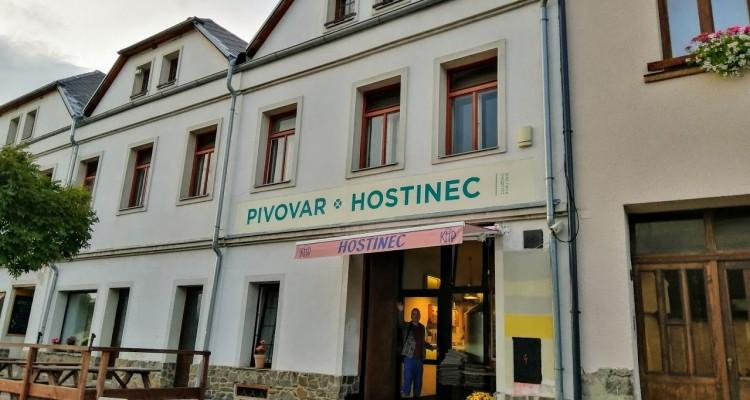 Pivovar Kašperské Hory
