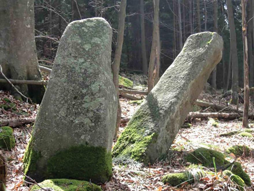Menhir Dvojčata / manželé